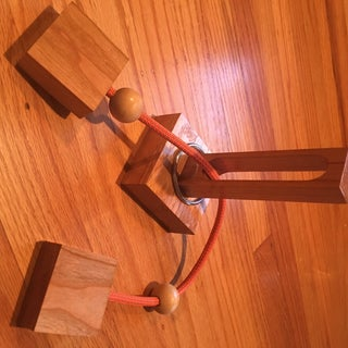 Oliver String Puzzle