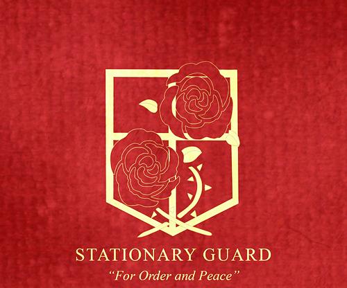 SnK Stationary Guard Badge
