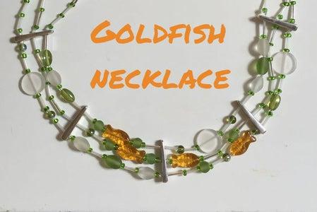 Three-strand Necklace