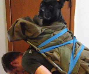 WolfPack: Large-Dog Carrier