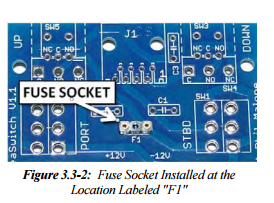 Install the Printed Circuit Board Components