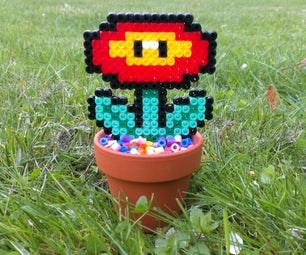 Super Mario Fire Flower