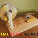 How To Make : Simple Electric Generator