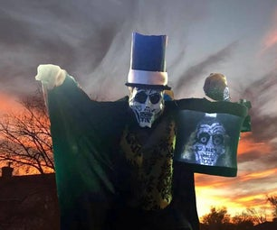 Hatbox Ghost Costume