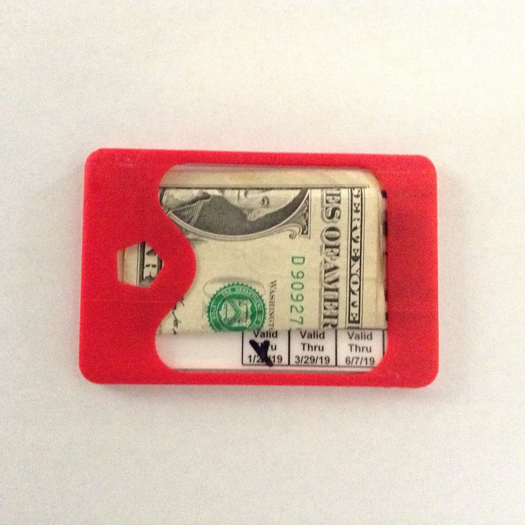 Minimalist Mini-Wallet
