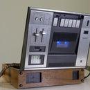 Vintage Cassette Deck Hand Bag - Get Decked Out!