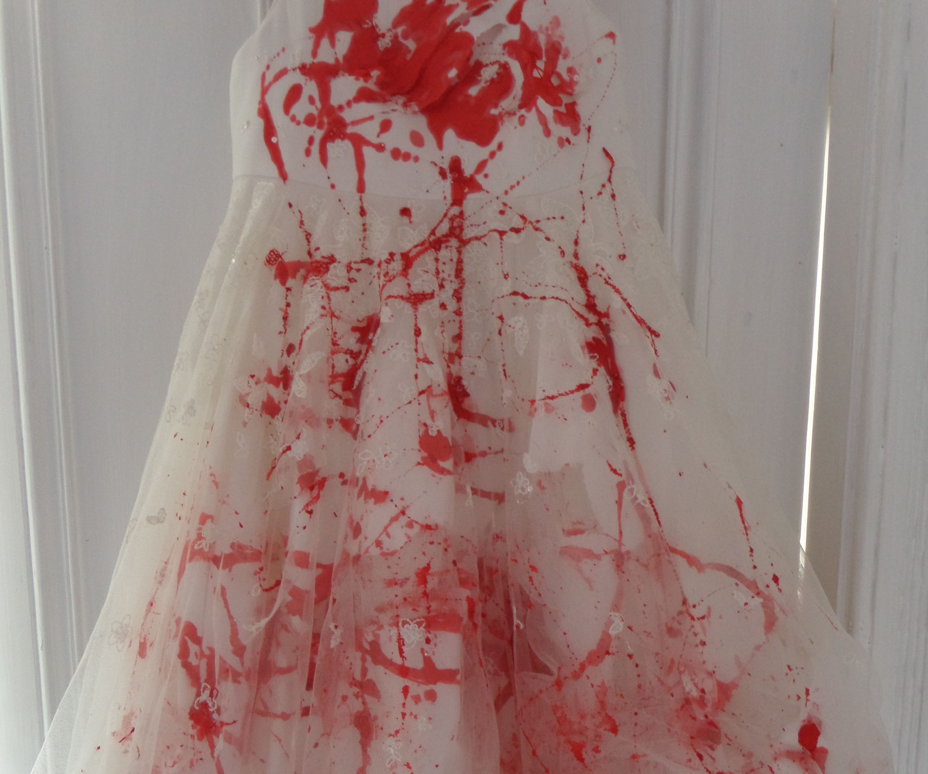 Bloody Dress-decor/costume