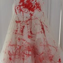 Bloody Dress-decor/costume