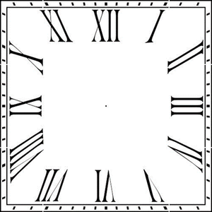 Design the Clock Face and Laser Cut