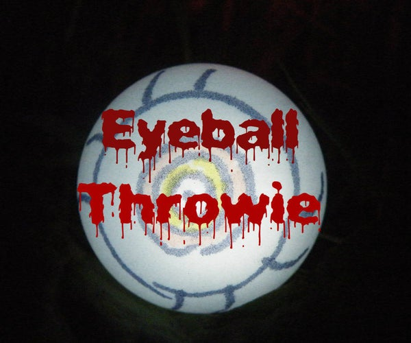 Eyeball Throwies