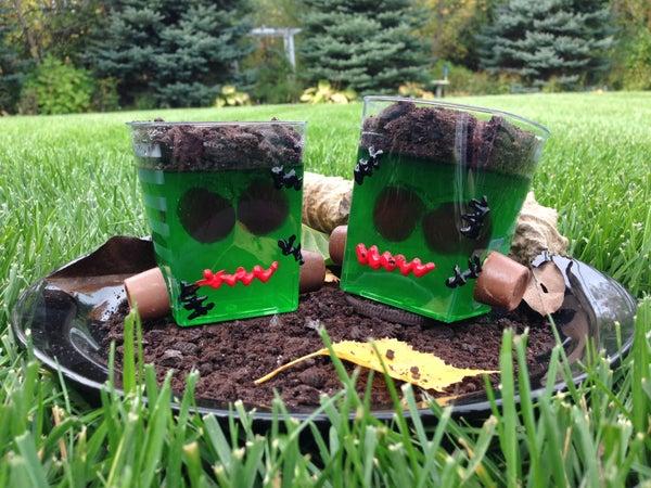 Jell-O Frankenstein Monster