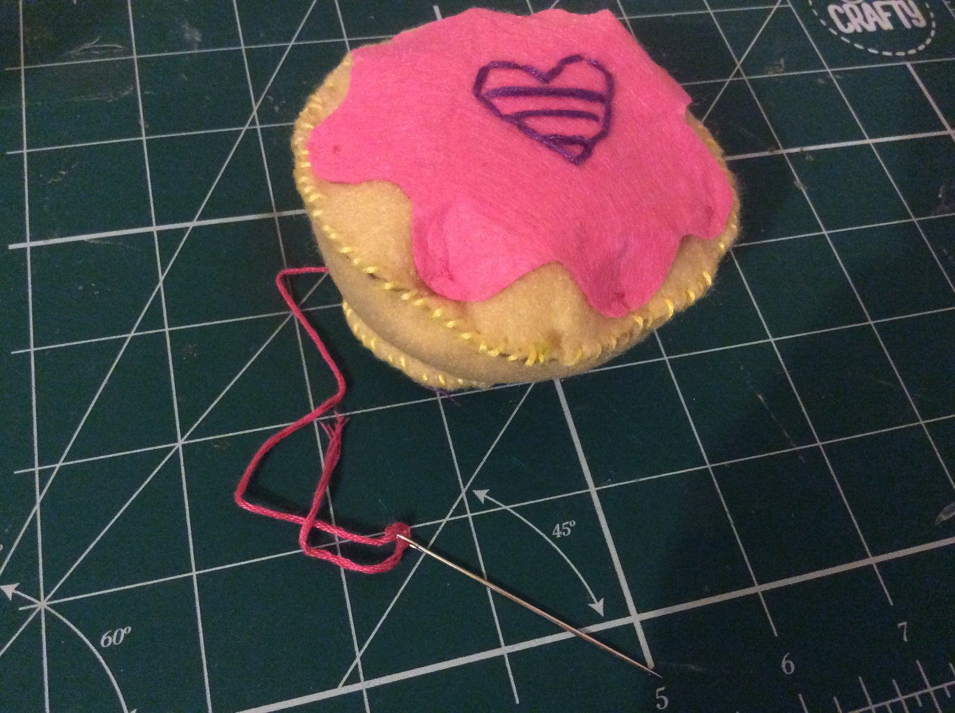 Sewing and Stuffing