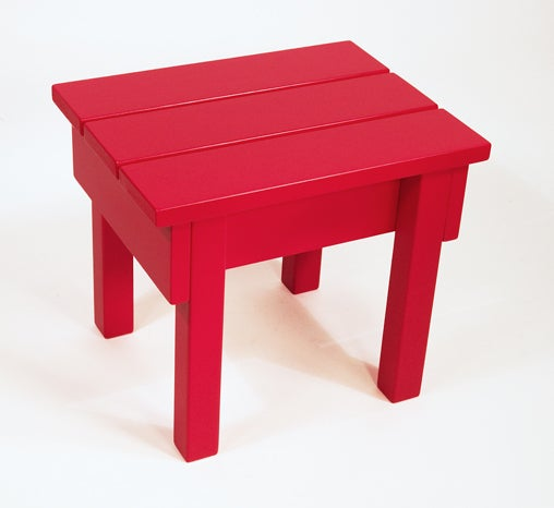 Kid's Wood Stool Made Easy