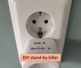 DIY Stand-by Killer Via Home Automation and BL0937 Explanation