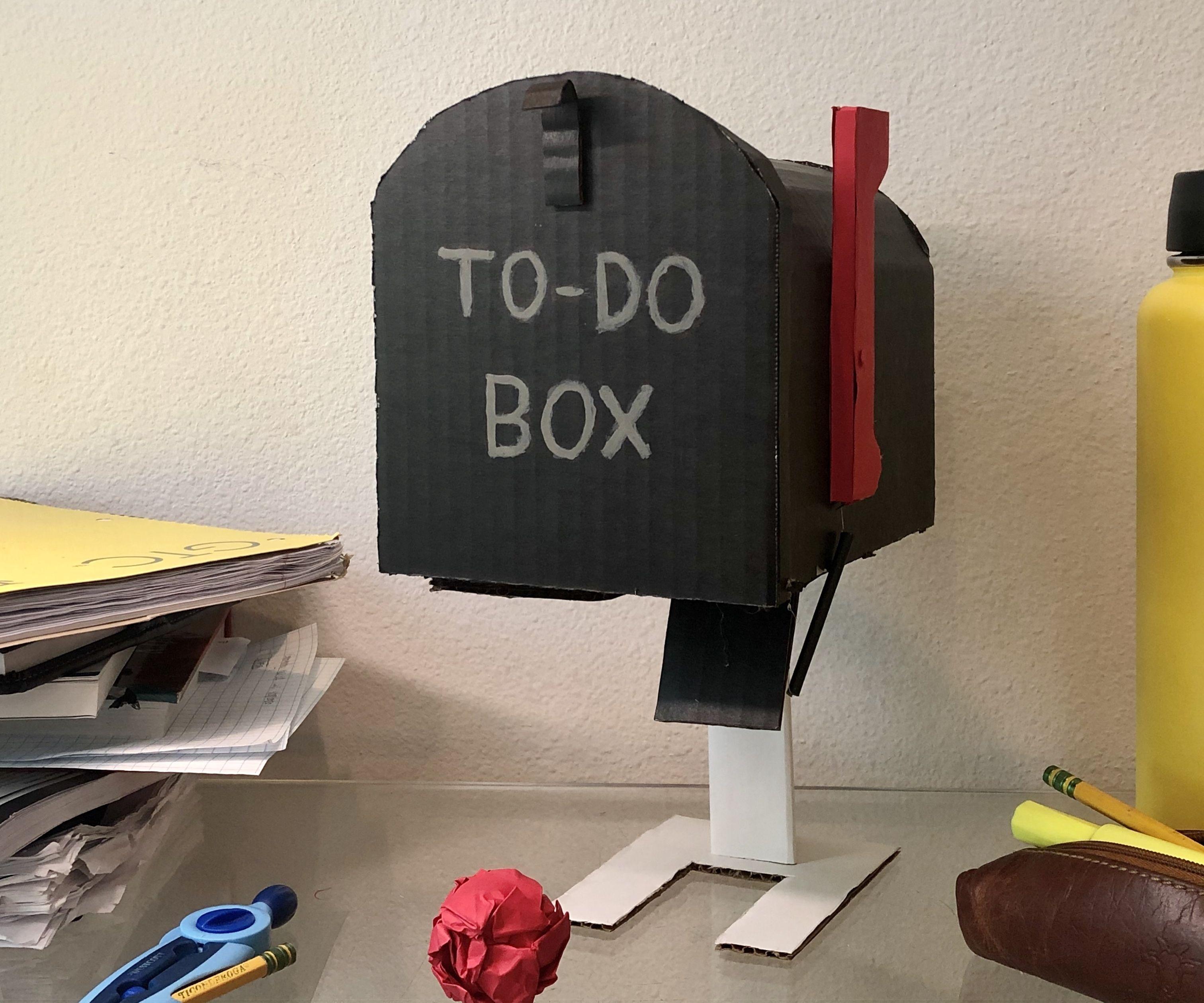To-Do List Randomizer (Mailbox)