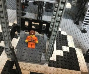 Lego Portal - Old Aperture Lift