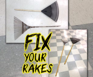 Fix Your Rakes