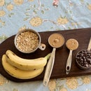 Gluten-free Banana Bites
