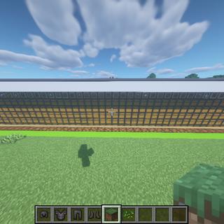 Minecraft Sorting System