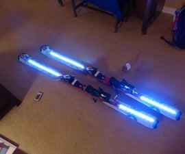 Light Up Skis