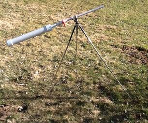 Simple Air Cannon