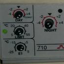 Devireg 710 Floor Heating Setup