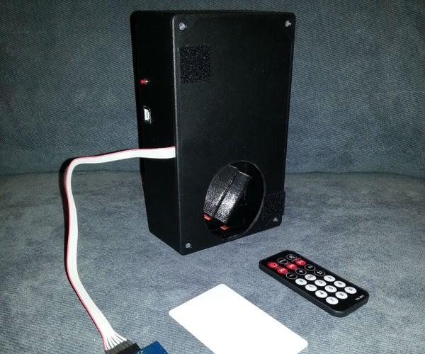 How to Build an RFID Deadbolt Controller