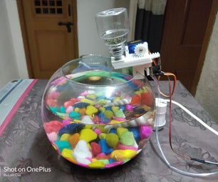 Beginner : Learn IOT With a Cool Fish Feeder