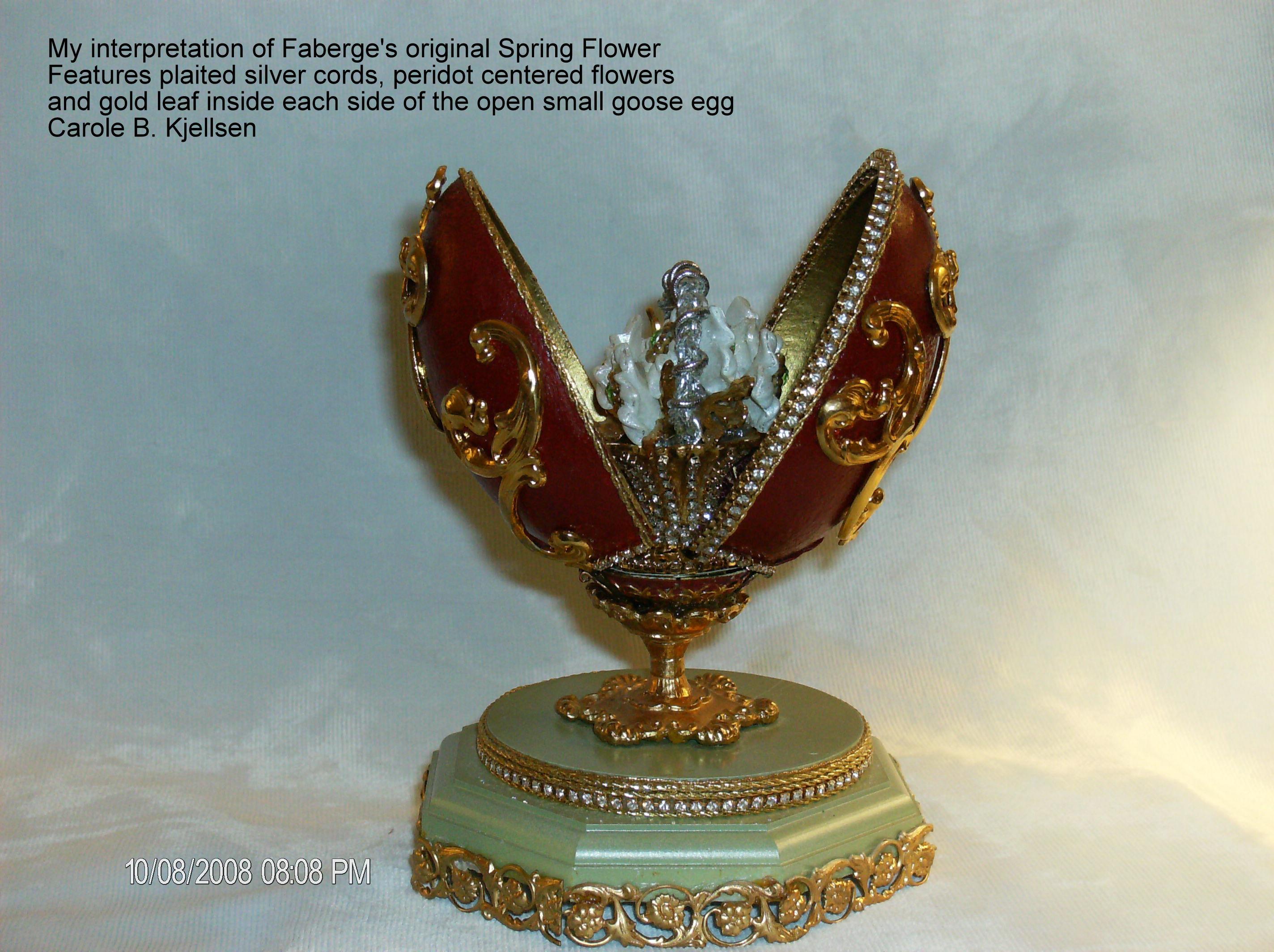 More Faberge Interpretations