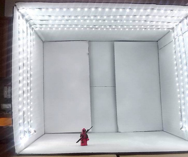 Light Box Photo Studio