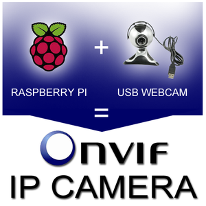 How to Turn an USB Camera With Raspberry Pi Into an Onvif IP Camera?