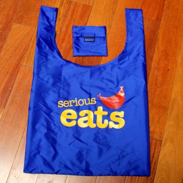 Fixing a Reusable Grocery Bag