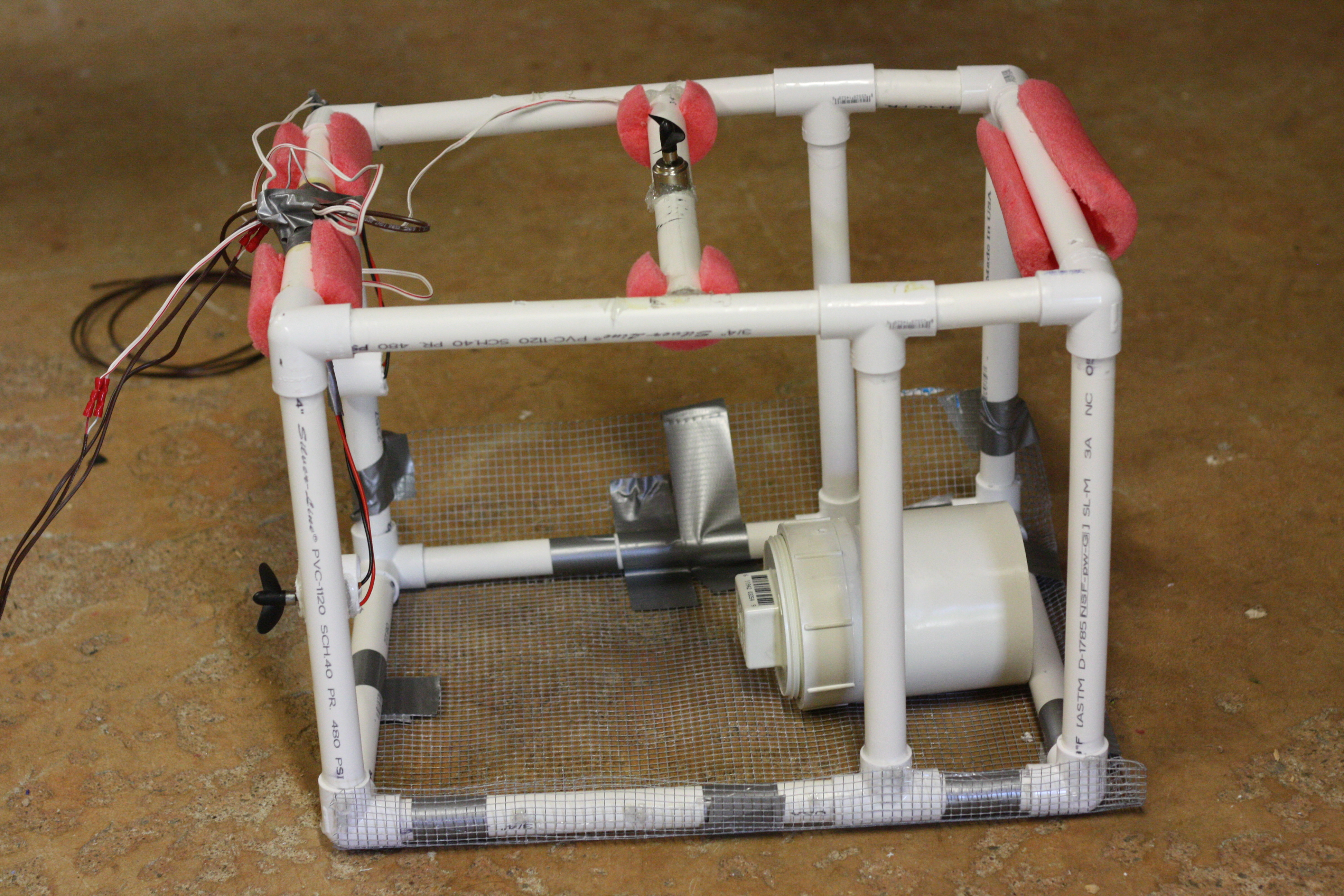 How to build a ROV (Submarine)
