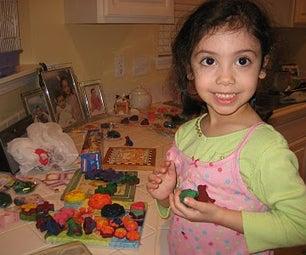 Make Crayons With Baking Pans