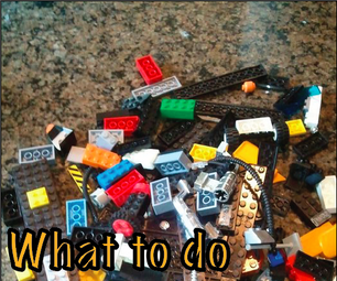 What Should You Do With Your Leftover Legos?