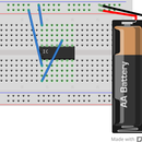 Make your MSP430 IC work independently(without launchpad board)
