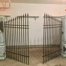 How to Build Halloween Cemetery Entrance Pillars & Gate