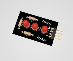 Construct a Arduino Traffic Light Module