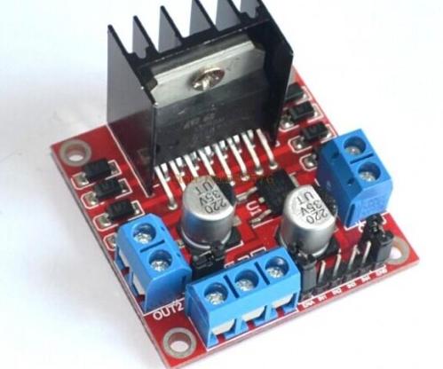 Dual Channel DC Motor Driver Mini Module PWM Speed Control Beyond L298N xf Rhn