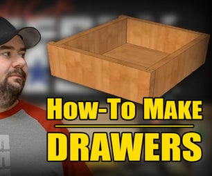 How to Make Drawers for Cabinets