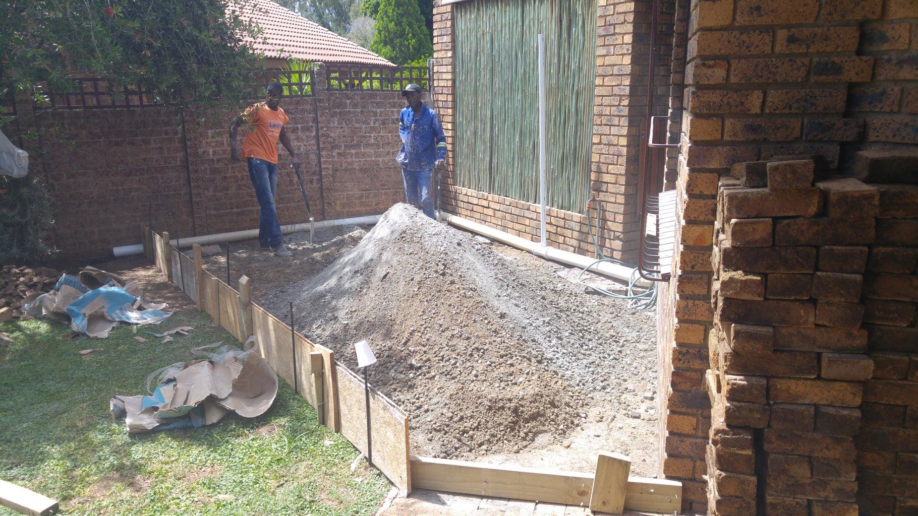 The Concrete Slab