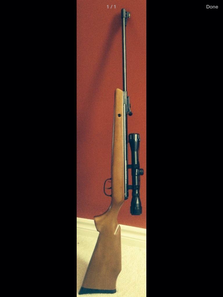 Break Barrel Air Rifle Trigger Fix