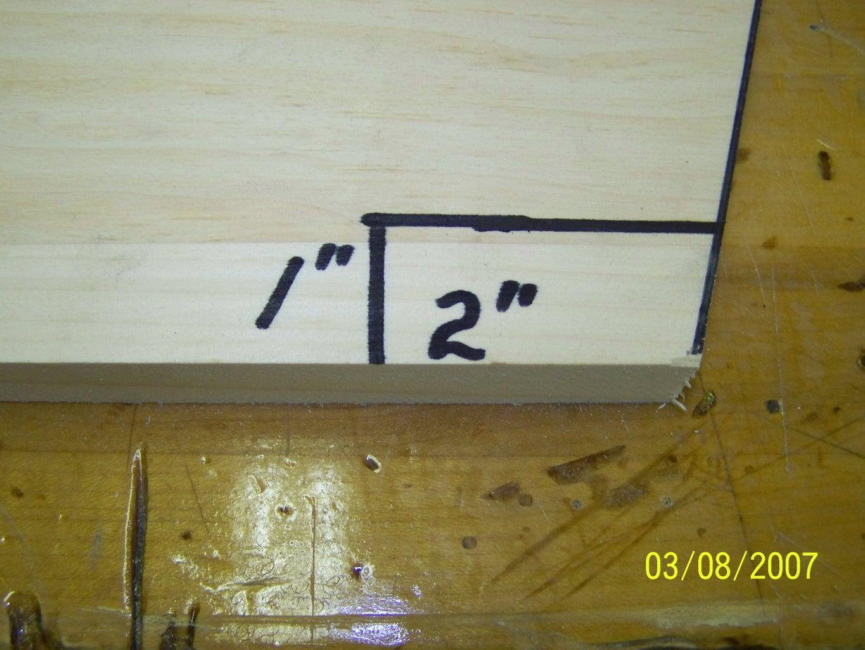 Temporary Frame: Constructing