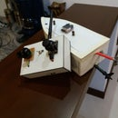 The RC boat from scratch (DIY RC transmitter and receiver)