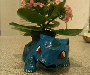 Bulbasaur Flower Pot