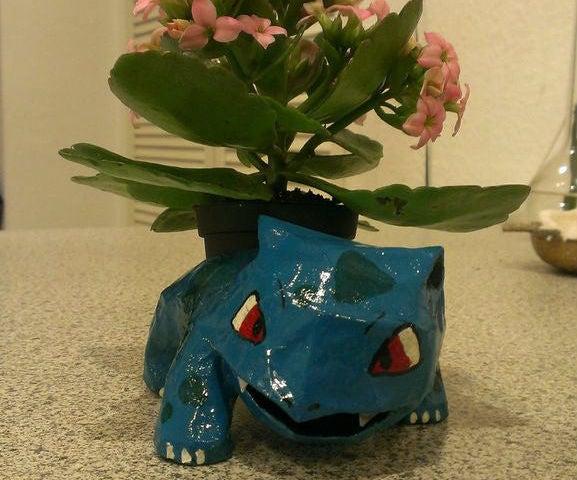 Bulbasaur Flower Pot