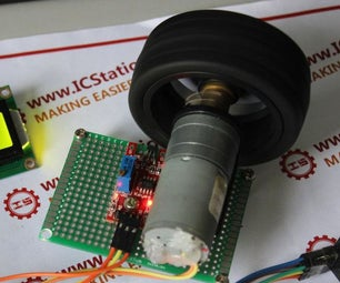PC Based PWM Speed Control of DC Motor System