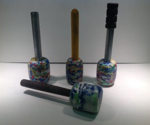 HDPE Carvers Mallets