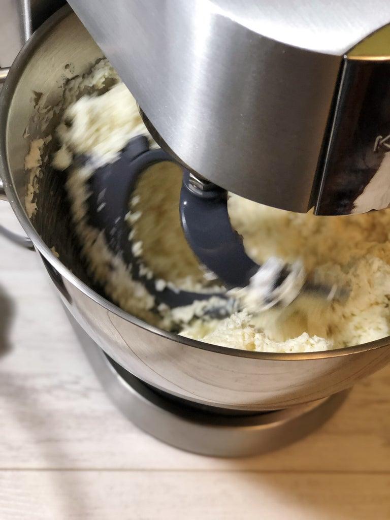 Coconut Filling: Step 3