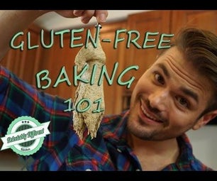 Gluten Free How to 3 - Simple Baking Tips